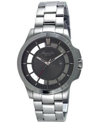 Kenneth Cole New York Men's Stainless Steel Bracelet Watch 45mm 10027446
