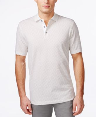Tasso Elba Men's Pattern Polo