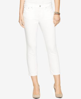 Lauren Ralph Lauren Relaxed-Fit Girlfriend Jeans
