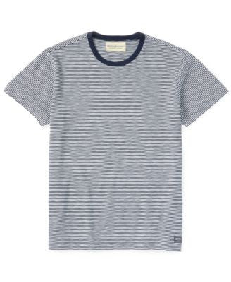 Denim & Supply Ralph Lauren Men's Striped Jersey Crew Neck T-Shirt
