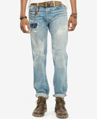Denim & Supply Ralph Lauren Men's Straight-Fit Jeans