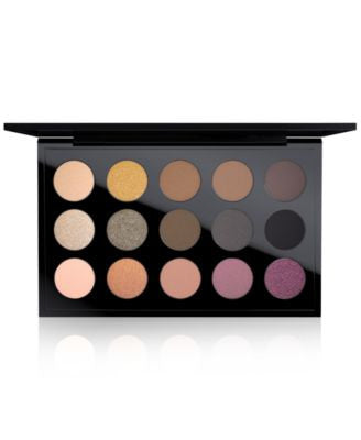 MAC Eye Shadow Palette, Mellow Moderns x 15