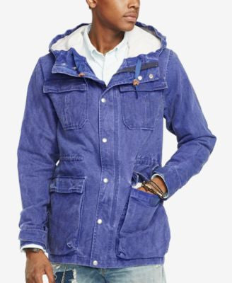 Denim & Supply Ralph Lauren Men's Canvas Hiking Jacket