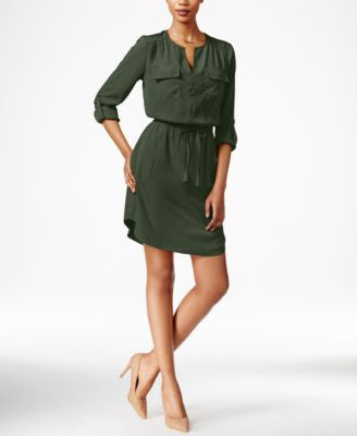 Maison Jules Utility Shirtdress, Only at Vogily