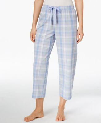 Charter Club Plaid Pajama Pants, Only at Vogily