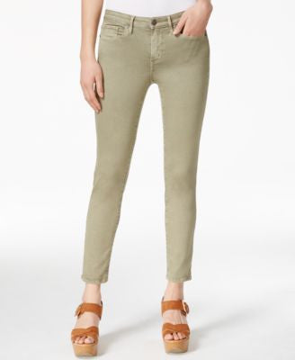 Calvin Klein Jeans Skinny Ankle Colored Wash Jeans