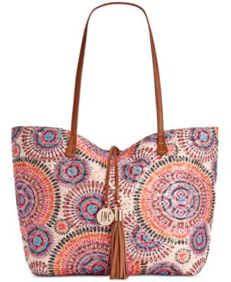 INC International Concepts Kyli Sequins Large Tote, Only at Vogily