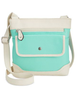 Style & Co. Aurora Small Crossbody, Only at Vogily