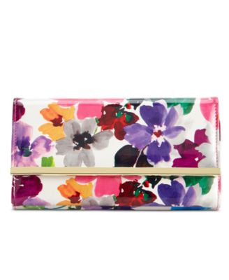 Style & Co. Filemaster Floral Wallet, Only at Vogily