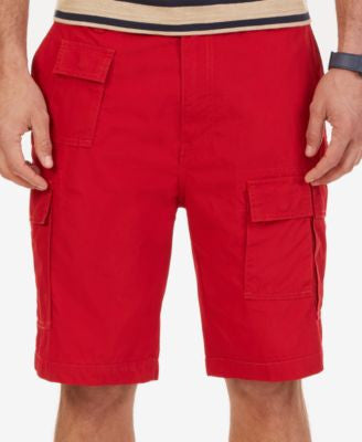 Nautica Men's Cargo Flight Short