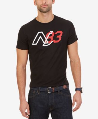 Nautica Big & Tall Men's N83 Graphic T-Shirt