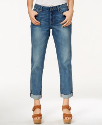 Tommy Hilfiger Fleetwood Medium Wash Boyfriend Jeans
