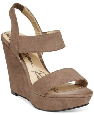 American Rag Audria Two-Piece Platform Wedges, Only at Vogily