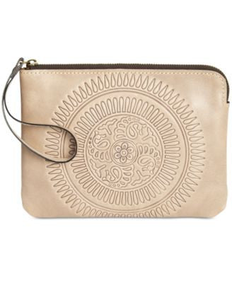 Patricia Nash Small Cassini Wristlet