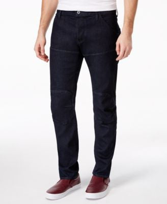 GStar Men's 5620 Slim-Fit Deconstructed Jeans