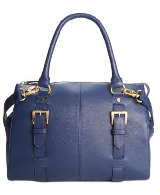 Tignanello Uptown Medium Leather Satchel