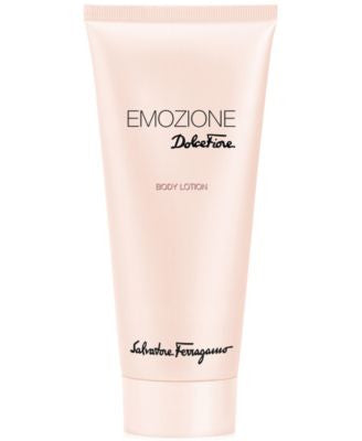 Receive a Complimentary Deluxe Mini Body Lotion with any $99 Salvatore Ferragamo Emozione Fragrance