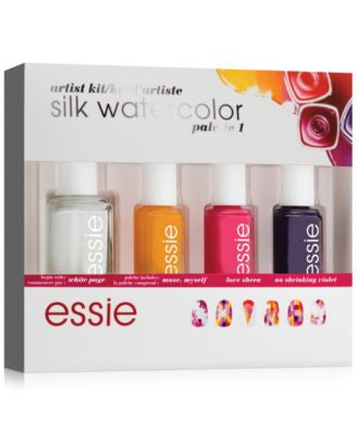 essie watercolor nail color kits