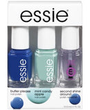 essie mini trio nail color kits