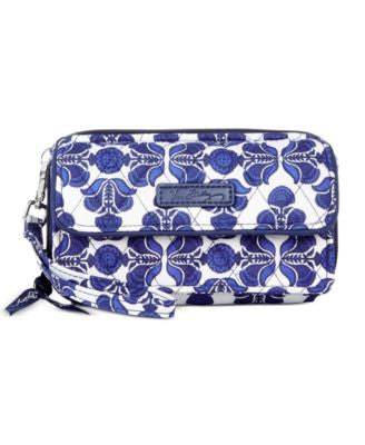 Vera Bradley All in One iPhone 6 Plus Crossbody Wristlet