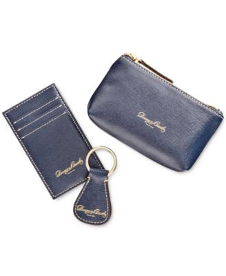 Dooney & Bourke Cosmetics Case, Key Ring and Card Holder 3-Pc. Gift Set, A Vogily Exclusive Style