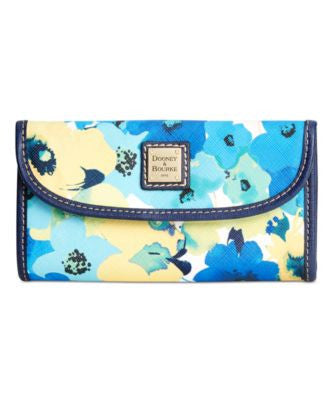 Dooney & Bourke Somerset Continental Clutch, A Vogily Exclusive Style