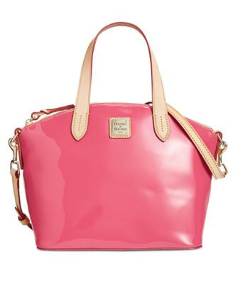 Dooney & Bourke Patent Leather Small Satchel