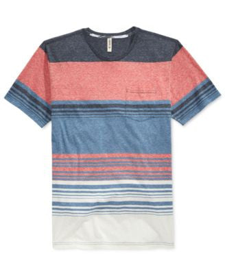 Univibe Men's Crush Colorblocked T-Shirt