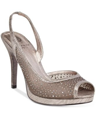 Adrianna Papell Georgi Evening Sandals