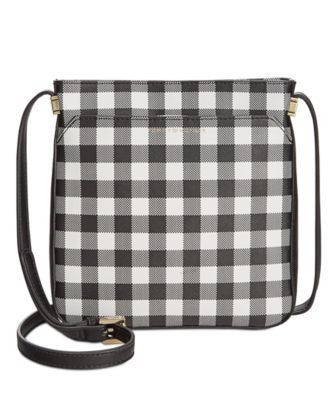 Tommy Hilfiger Gianna Gingham Crossbody