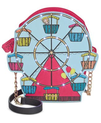 Betsey Johnson Ferris Wheel Shoulder Bag