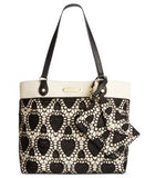 Betsey Johnson Lacey Heart Tote