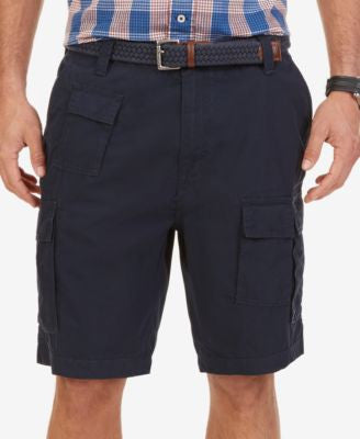 Nautica Men's Big & Tall Cargo Flight Short
