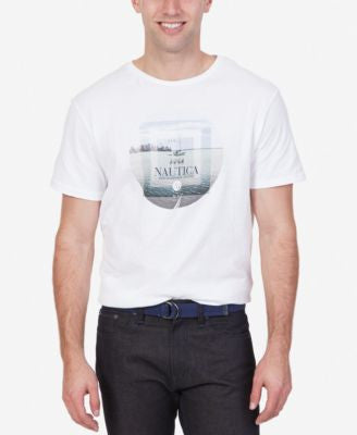 Nautica Men's Harbor Graphic T-Shirt