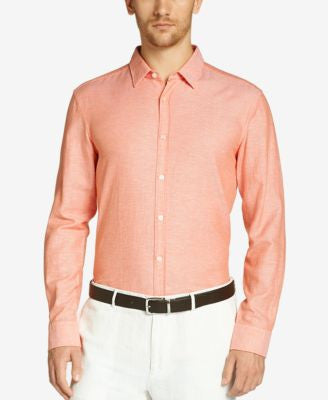 BOSS Slim-Fit Button-Down Shirt