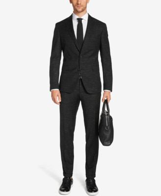 BOSS Extra Slim-Fit Virgin Wool Suit