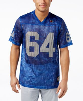 Champion Men's Printed Football Jersey