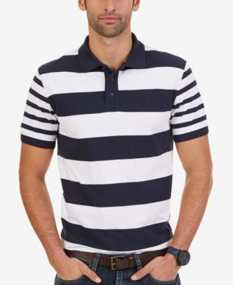 Nautica Men's Big & Tall Piqué Polo