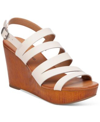 Lucky Brand Women's Marinaa Wedge Sandals