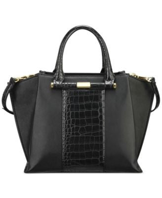 Nine West Divide And Conquer Large Satchel