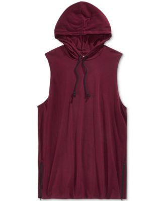 American Rag Men's Hoodie Tank, Only at Vogily