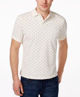 Barbour Men's Polka-Dot Polo