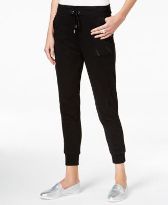 Armani Exchange Drawstring Jogger Pants