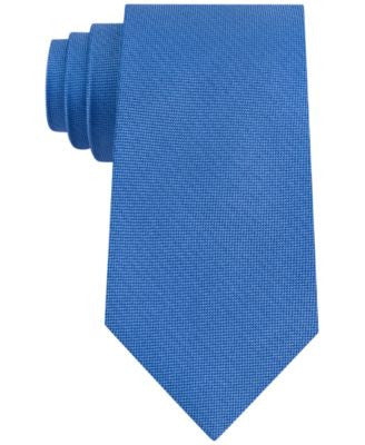 Club Room Men's Classic Textured Tie, Only at Vogily