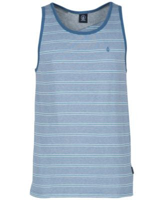 Volcom Men's Wowzer Striped Tank