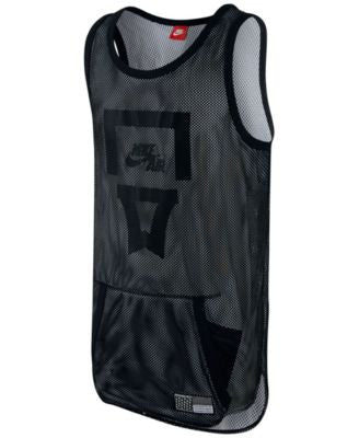 Nike Men's Air Pivot V3 Mesh Basketball Jersey
