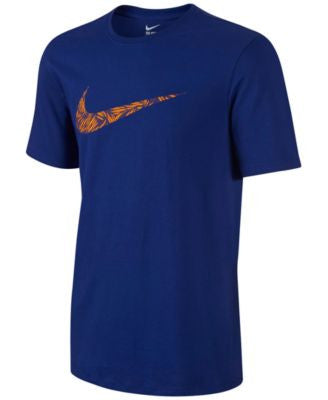 Nike Men's Printed Logo T-Shirt