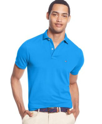 Tommy Hilfiger Big and Tall Solid Ivy Polo