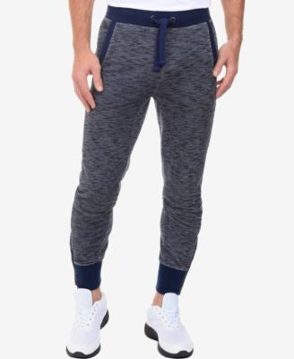 2(x)ist Men's Marled Tapered Sweatpants
