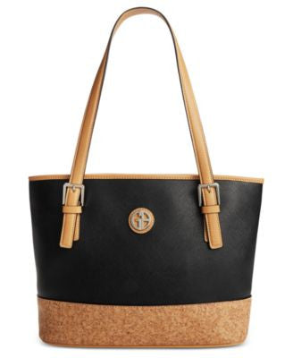 Giani Bernini Saffiano Medium Tote, Only at Vogily